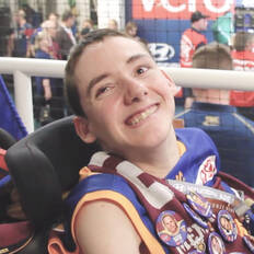 Make A Wish Australia Children's Charity - Ace on his wish to meet the Brisbane Lions