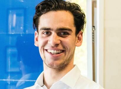 Make-A-Wish Australia wish ambassador Owen smiling to camera