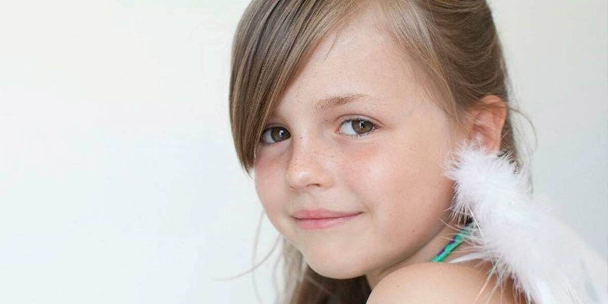 Make-A-Wish wish kid Luka Angel