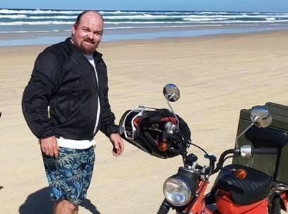 Human of Make-A-Wish Australia Travis Rogers