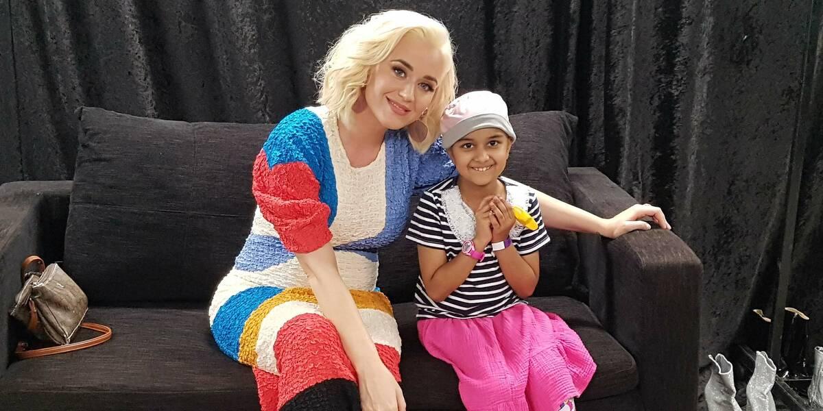 Make-A-Wish Australia wish kid Ayla