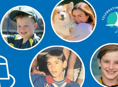 Make-A-Wish Australia celebrates 35 years of creating joy