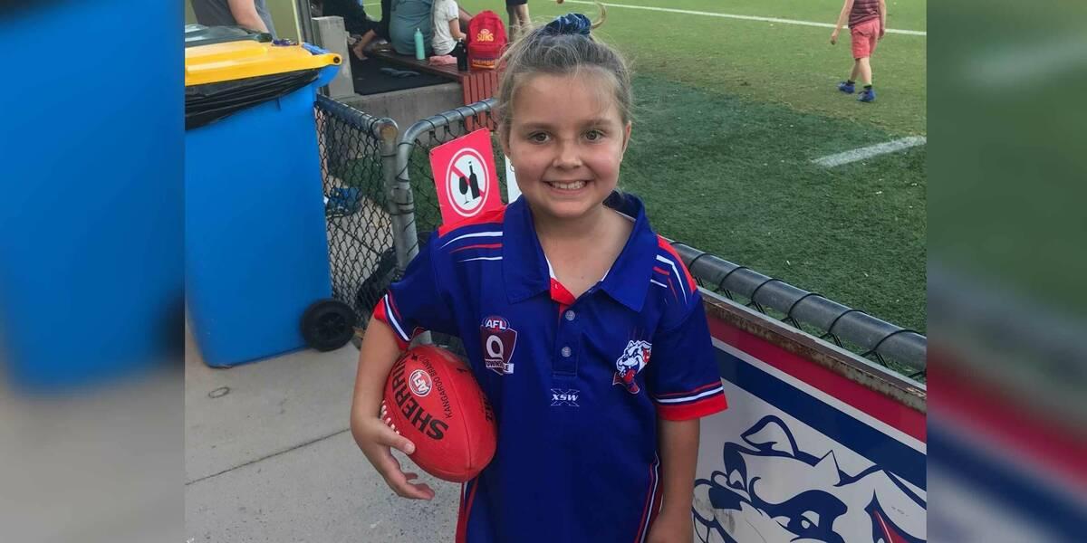 Make-A-Wish Australia Wish kid Lexie