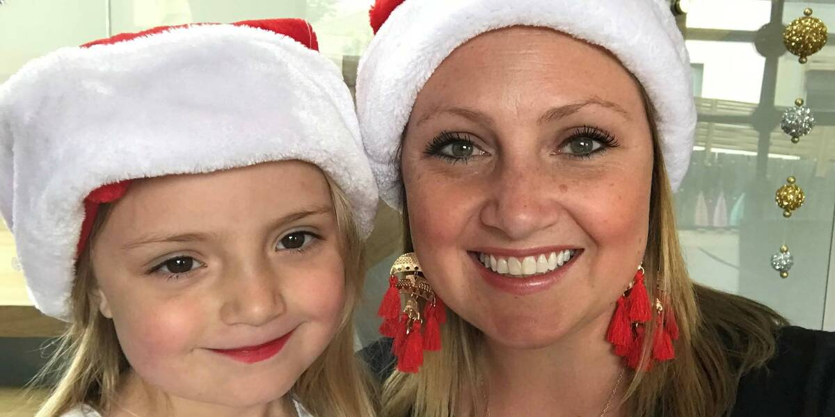 Human of Make-A-Wish Australia Lucy