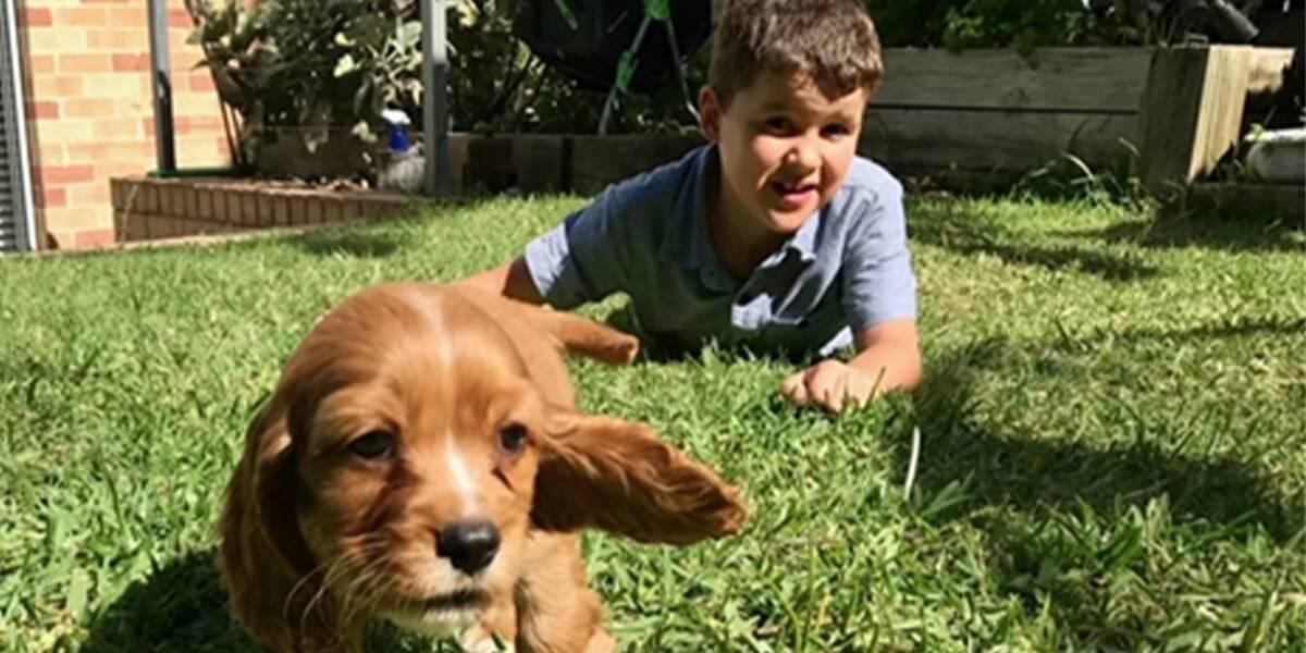 Make-A-Wish Australia wish kid Xavier