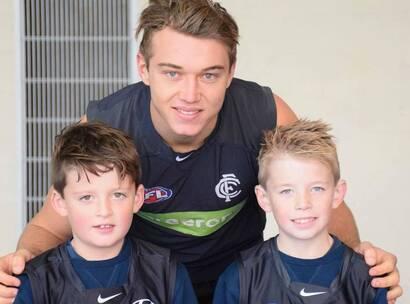 Make-A-Wish Australia wish kid Kai