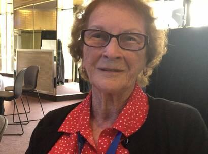 Make-A-Wish Australia volunteer Marcia