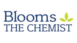 Blooms The Chemist logo