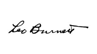 Make A Wish Australia - Business partner logo Leo Burnett