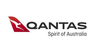 Make A Wish Australia - Business partner logo Qantas