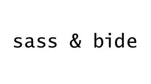 Make A Wish Australia - Business partner logo sass & bide