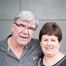 Make A Wish Australia Children's Charity - Frank & Helen gift in will couple
